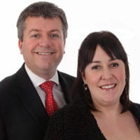 Simon and Emma Evans (HomeXperts Thirsk and Northallerton)