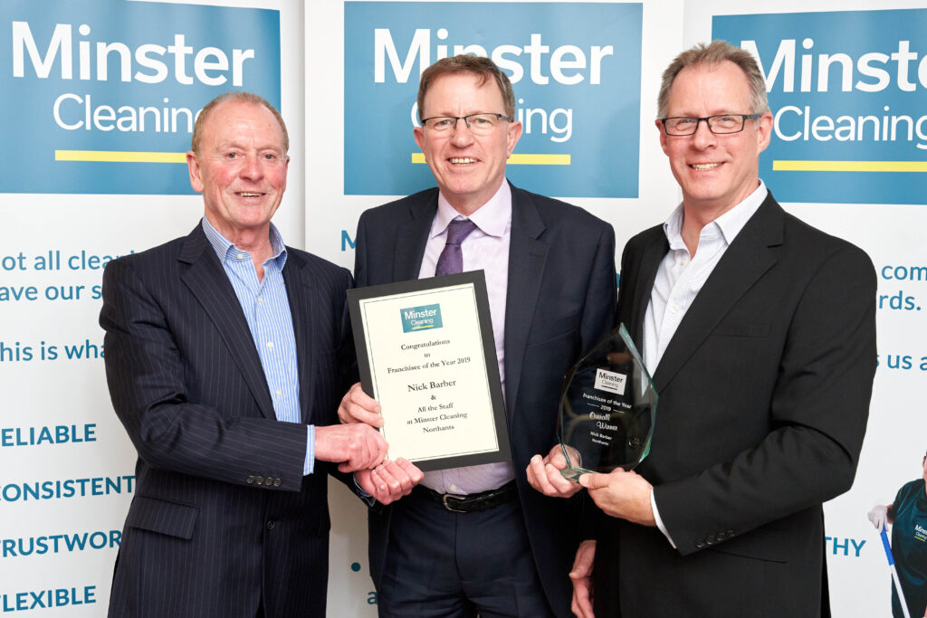 2020 Minster Cleaning Annual Awards