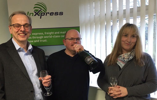 A Decade of Success at InXpress