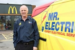 A McHappy deal for Mr. Electric
