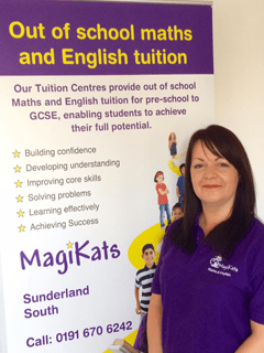A new focus for an experienced teacher brings MagiKats Tutoring to Ryhope!