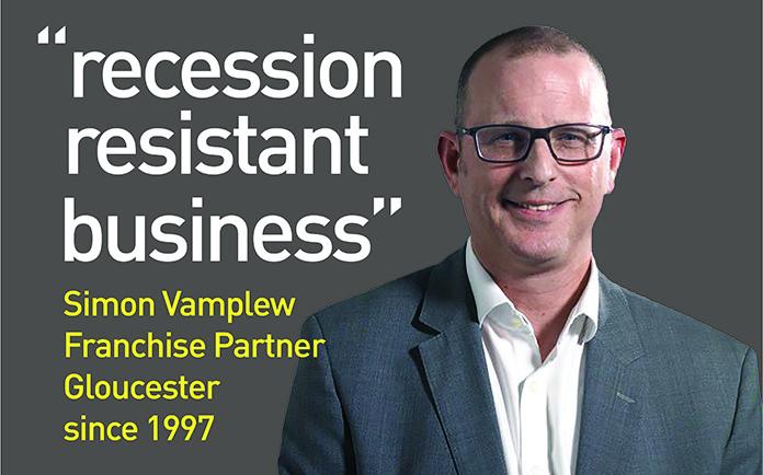 A Recession-resistant Franchise Business