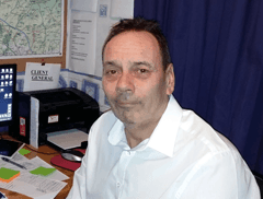 A warm welcome to Adrian, Northamptonshire franchisee