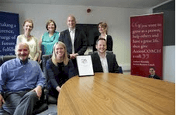 ActionCOACH business tool earns UK seal of approval