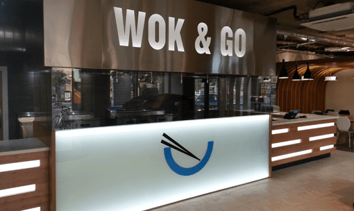 Advice from the Experts: Des Pheby, Wok&Go founder and managing director