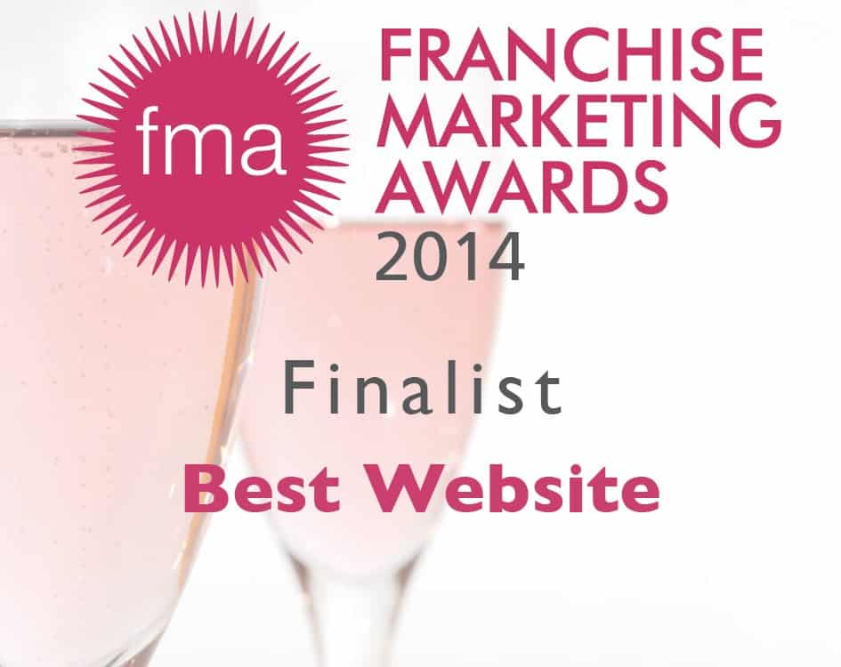 Agency Express achieve 'Finalists' in the 2014 Franchise Marketing Awards