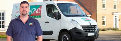Alex Sunjich, Agency Express Falkirk