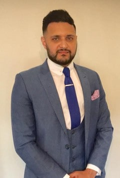 Amar Gill, Redstones Dartford franchisee