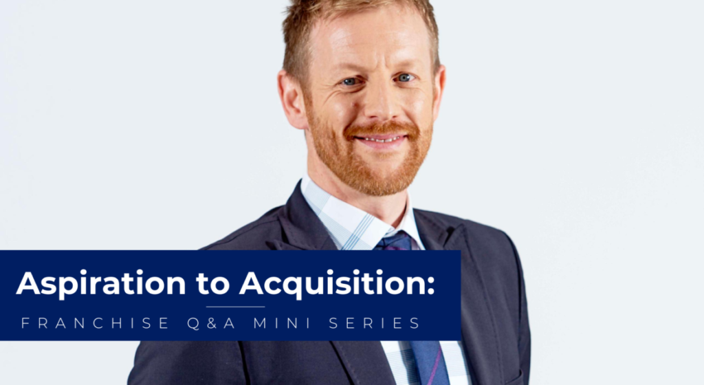 Aspiration To Acquisition: Episode IV Featuring Ged Brew of Kare Plus Altrincham