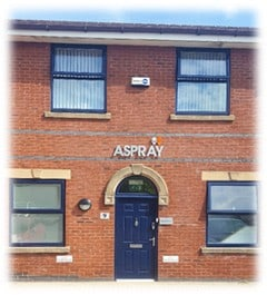 Aspray Have Released Their Head Office Seminar Date!