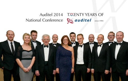 Auditel – The UK's Favourite Cost Management Franchise
