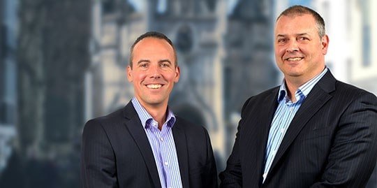 Auditel's flourishing Business Hub Partnership