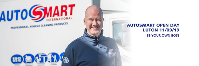 Autosmart Open Day in Luton – Wed 11th Sept