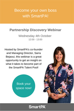 Be a Boss with the SmartPA Webinar!