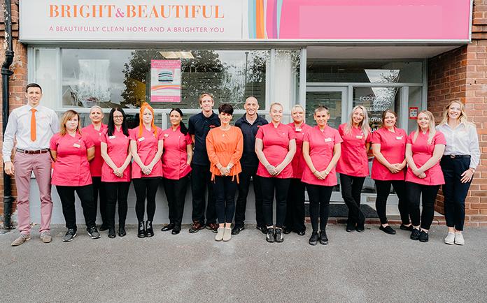 Bright & Beautiful Chester Celebrates Hat Trick of Business Milestones
