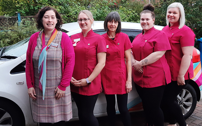 Bright & Beautiful Hopes to Sweep Away Competition at Black Country Chamber Awards