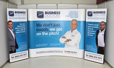Business Doctors Marketing Steps Up a Notch!