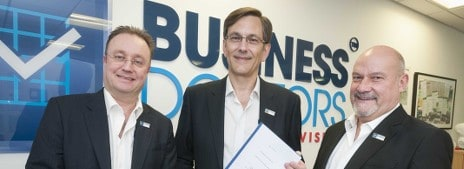 Business Doctors prescribes first franchisee renewal