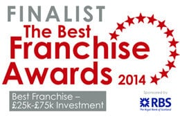 Business Doctors shortlisted for 2014 Best Franchise Award