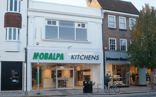 Business partners launch Mobalpa kitchen showroom in Walton-on-Thames