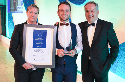 Businessman from Ebww Vale crowned 2016 bfa HSBC Young Franchisee of the Year
