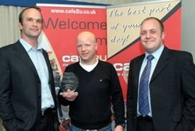 """Cafe2U Conference09 & Franchisee Awards – """"The Power of the Brand"""""""