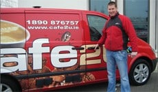 Cafe2U Launch First Franchise in the Republic of Ireland