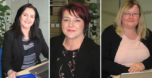 Caremark Further Strengthens its Support Team with Three Key Appointments