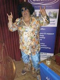 Caremark's 70s charity disco night raises over £450 for Alzheimer's