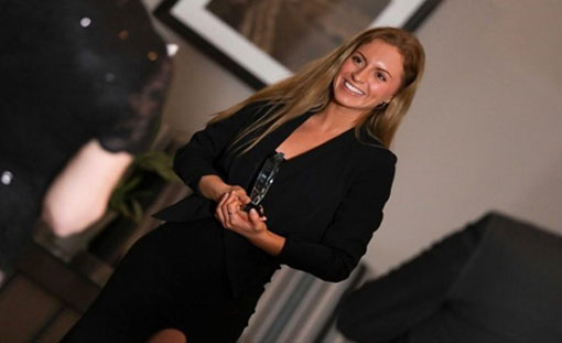 Caremark's Hannah Drury on the Shortlist for More Business awards!