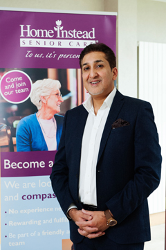 Caring entrepreneur to inspire new generation of Scottish franchisees