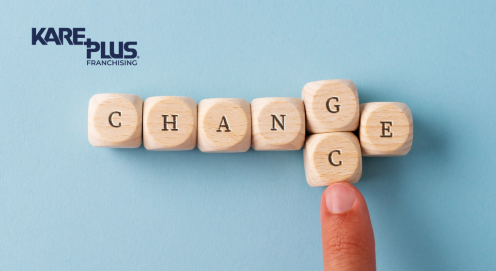Change Can Lead To Chance With Kare Plus