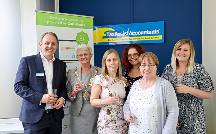 Cheryl Hopkins Celebrates 10 years of TaxAssist Success