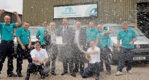 ChipsAway awarded IMI accreditation