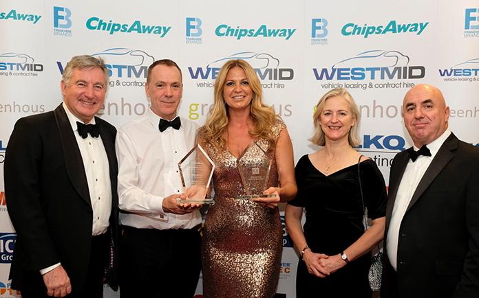 ChipsAway Celebrates 25 Year Anniversary at Annual Conference and Awards Dinner