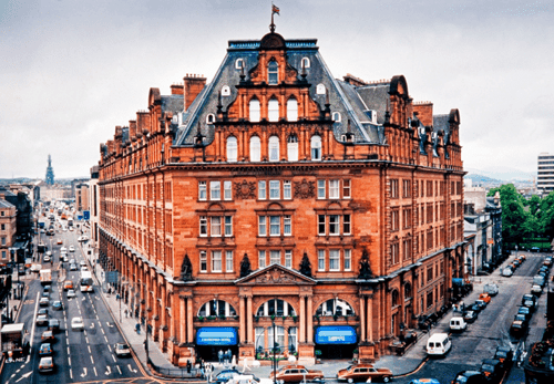 Cleaning Doctor Solves Problems for Scottish Hotel of The Year