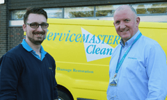 Cleaning up – new owner for Derbyshire cleaning company