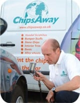 Clive celebrates 10 years with ChipsAway!