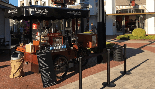 Coffee-Bike Ingolstadt: Record Sales From the First Day