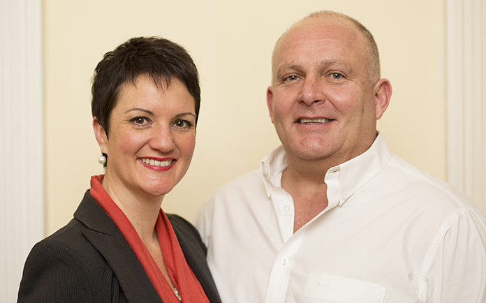 Couples in Franchising