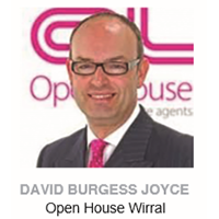 David Burgess Joyce, Open House Wirral