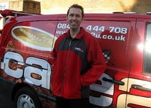 David Walter (Crawley) found Cafe2U through his research on Franchise Direct