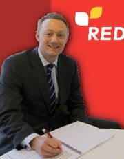 Dean 'Invests' in his future with Redstones