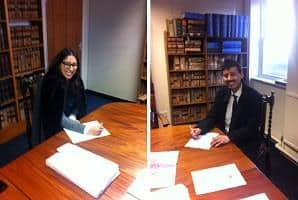 Del and Kirin Atwal: Managing Directors Coventry