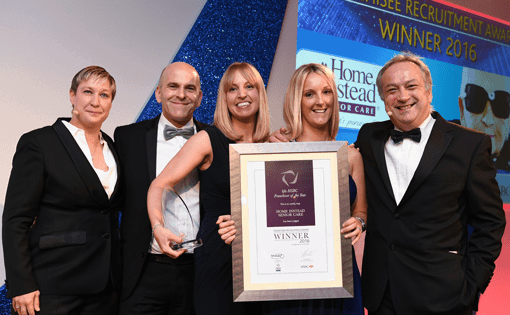 Double Win for Home Instead at Franchisor of the Year Awards