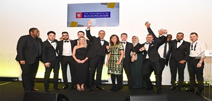 Eazi-Apps win Silver at the SME National Business Awards 2019!