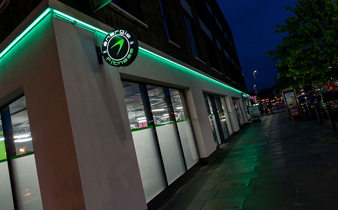 énergie Fitness Comes to Battersea