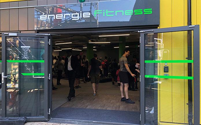 énergie Fitness Gym Opens in Homerton