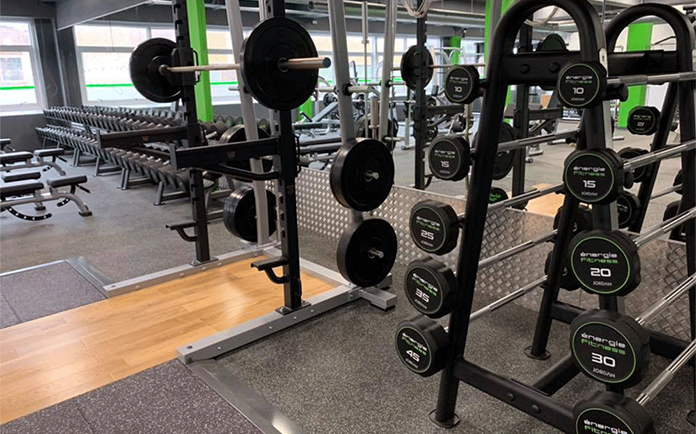 énergie Fitness Gym Opens in Solihull