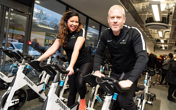 énergie Fitness Launches Flagship Gym in Milton Keynes